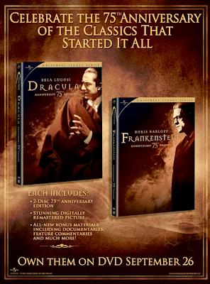 DRACULAND: The Dracula´s Blog: Dracula: 75th Anniversary Edition (1931)