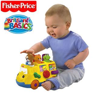 Fisher Price Baby Smartronics TM Nursery Rhyme Bus Mattel ...  |Fisher Price Bus Nursery Rhymes