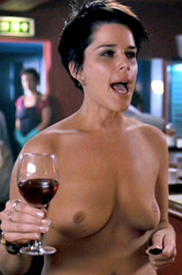 Neve campbell first nude scene movie