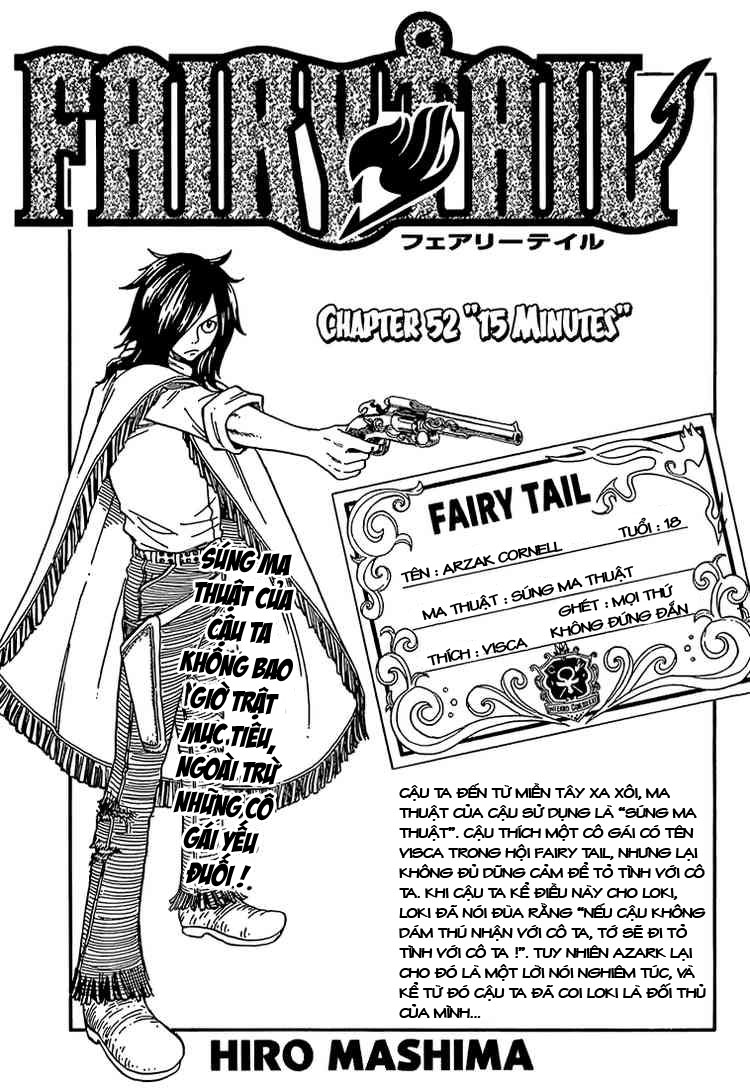Fairy Tail Chap 52
