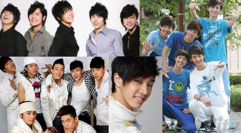 Korean Group Singers 108