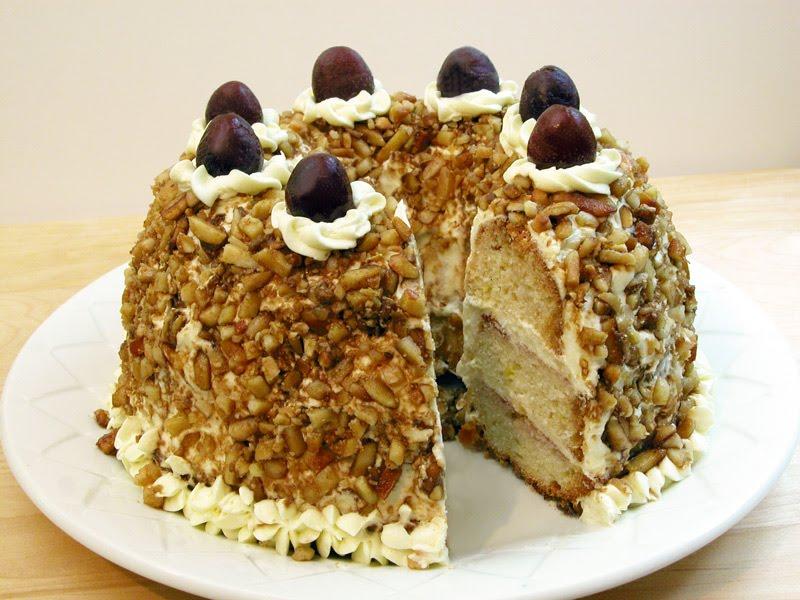 Kranz Cake Recipe