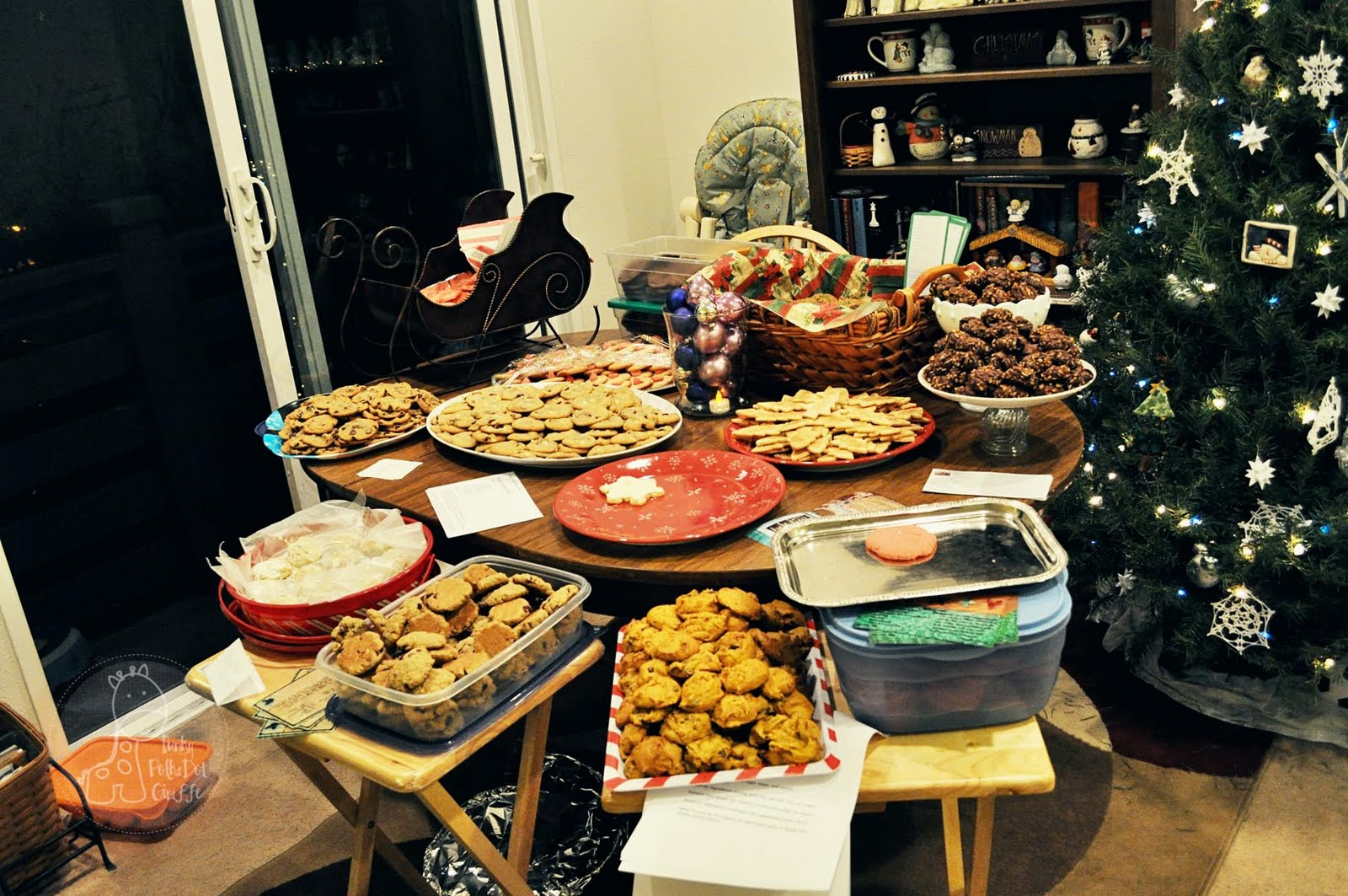 How To Host A Cookie Exchange Tips