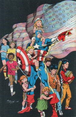 Original Art Stories: Norm Breyfogle's Marvel Fanfare ...
