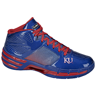 Kansas Jayhawk Shoes Adidas