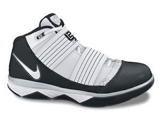 dd23a6e6fda LeBron Zoom Soldier III Men s Basketball Shoes (Black White-Baltic Blue) - LeBron  Zoom Soldier III was inspired by LeBron James of Cleveland Cavaliers