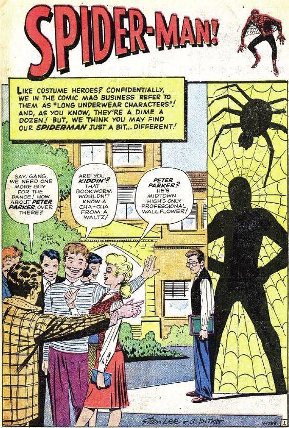 Byrne Robotics: 50 years of SPIDER-MAN!