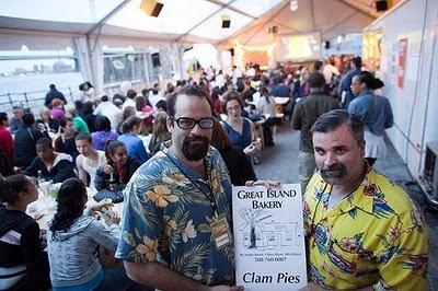 Seaport Food Festival Febuary Th