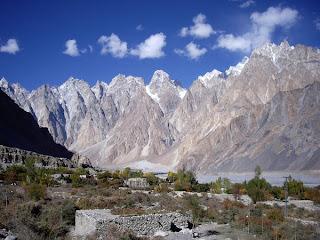 Passu Hunza Vallery