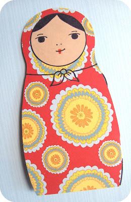 Russian Nesting Doll, Crochet Russian Doll, Crochet Amigur… | Flickr | 400x260