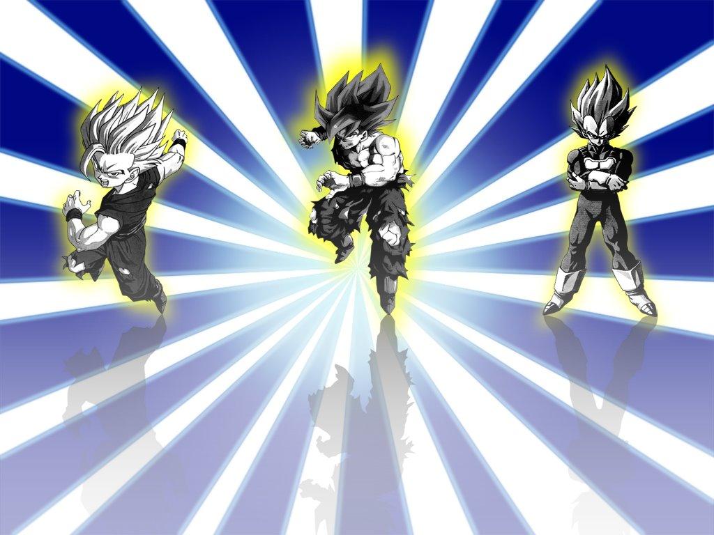 Fondos De Pantalla De Dragon Ball: Los Mejores Fondos De Pantalla En HD De Dragon Ball Z