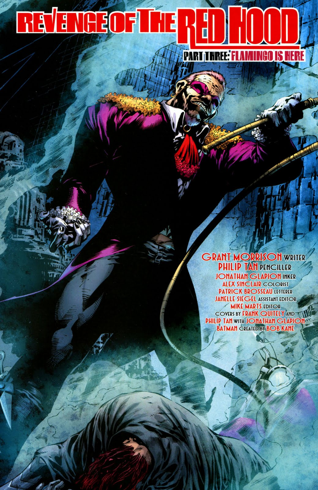 Batman and Robin #6 Review - Comic Book Revolution