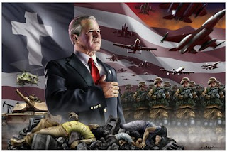 Was Bush a Holy Warrior?
