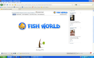 facebook yoville fish world not loading
