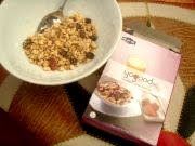 review food yogood gourmet muesli cranberries