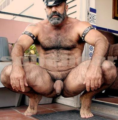 Bear muscle xxx