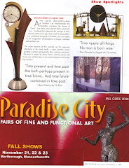 Published Paradise City Crafts Show Flyer