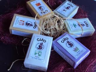Sabonete feito com leite de burra (Imagem: http://tukakubana.blogspot.com.br)