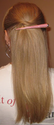 My Bumpy Middle Aged Long Hair Journey November 2010