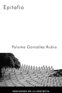 Epitafio, novela de Paloma González Rubio