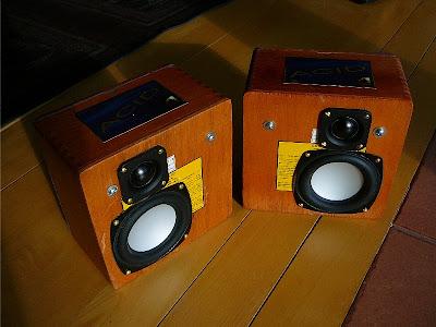 lehman hill: A Little Loudspeaker Project