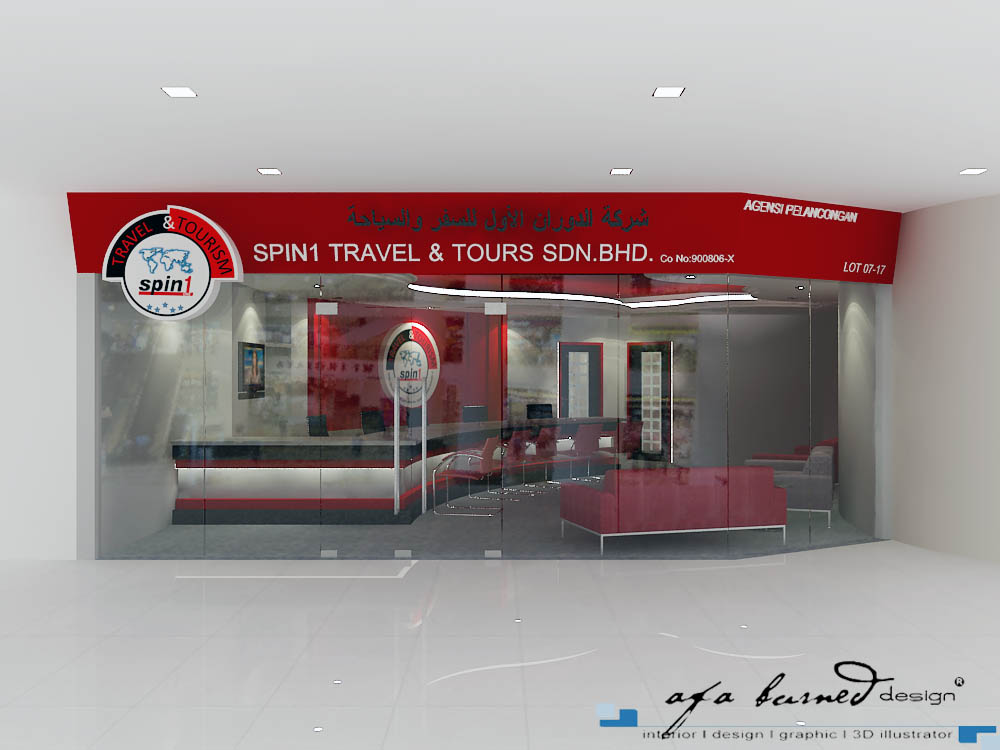 Travel Agency In Setapak