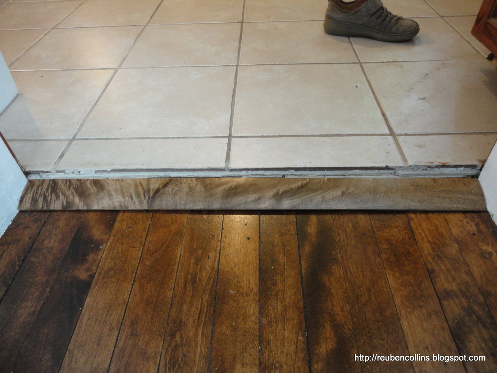 threshold for uneven floors  smartvradar