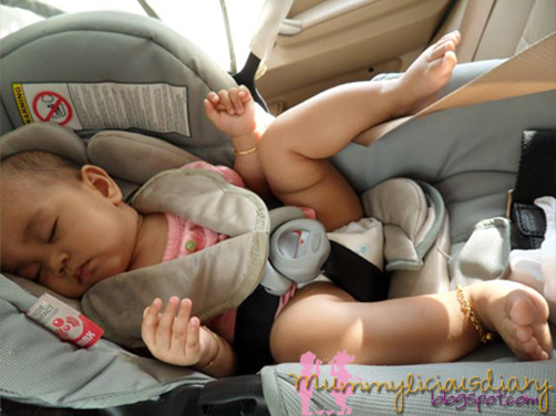Mummylicious Diary Baby Had A Fever And Severe Rashes