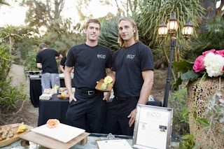 quail+gardens+gala catering san diego wedding catering