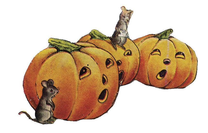 halloween clip art vintage - photo #20