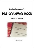 Welcome to man kor ey jan 31 2011 title big grammar book 101 worksheets for english lessons level entry level authors matt purland publisher english banana date 2003 fandeluxe Image collections
