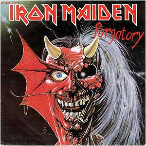 iron maiden purgatory