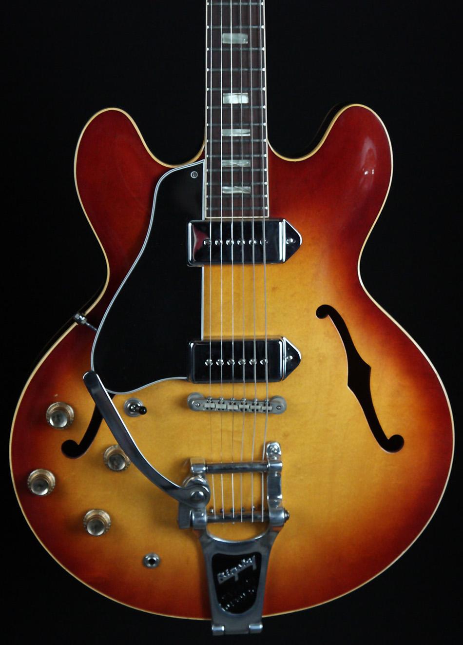 vintage left handed guitars from panther city guitars. Black Bedroom Furniture Sets. Home Design Ideas