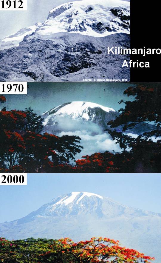 The Tale Of Mount Kilimanjaro