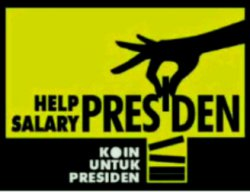Koin Untuk Presiden