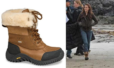 25125854 The Twilight Saga: New Moon Costumes: Bella's Ugg™ Adirondack Boot ...