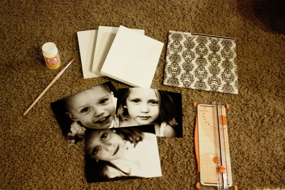 Mod Podge Zelf Maken The Sassy Pepper: Mod Podge Photos {on Canvas}
