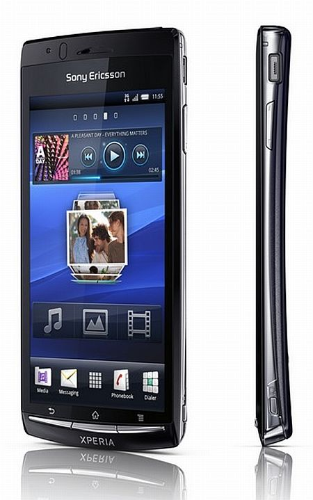 Sony Ericsson Xperia Arc S Manual Pdf