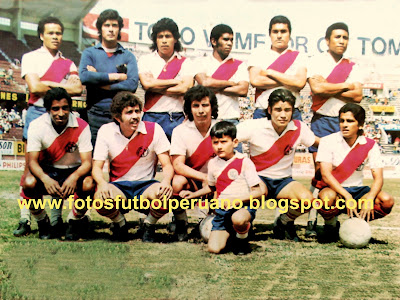 Fotos Fútbol Peruano: Deportivo Municipal 1973