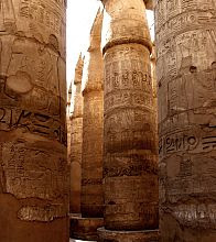 Karnak Temples : The ancient name Ipet Isut