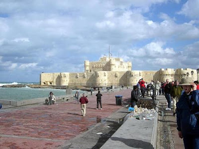 History of Pharaonic Egypt: pictures from Alexandria - Egypt