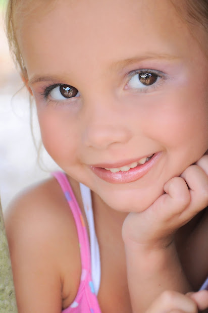 Vanity Studios Beautiful Little Girl