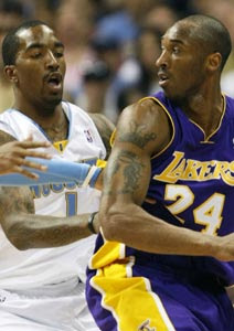 0f2f294ba NBA - Lakers conquistam a Oeste