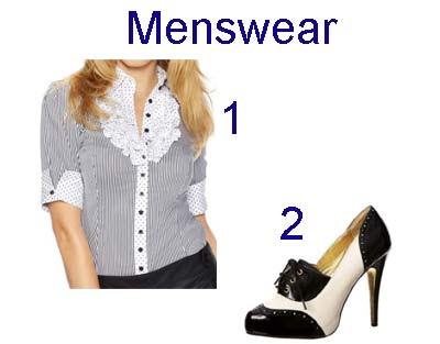 menswear fashion trend