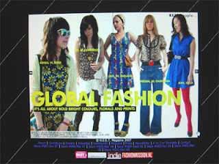 NEET magazine Global Style
