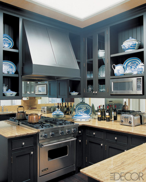 Elle Decor Kitchens: Charlotte Sage