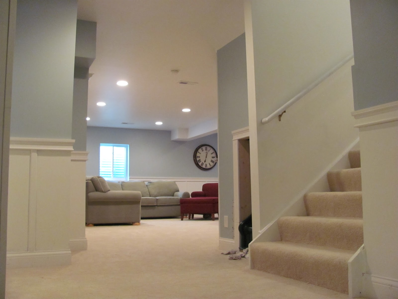 Header Our Basement Is Quot Finished Quot