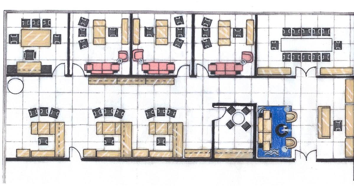 Law Office Floor Plan: Real Girl's Design: Floor Plan For Law Office