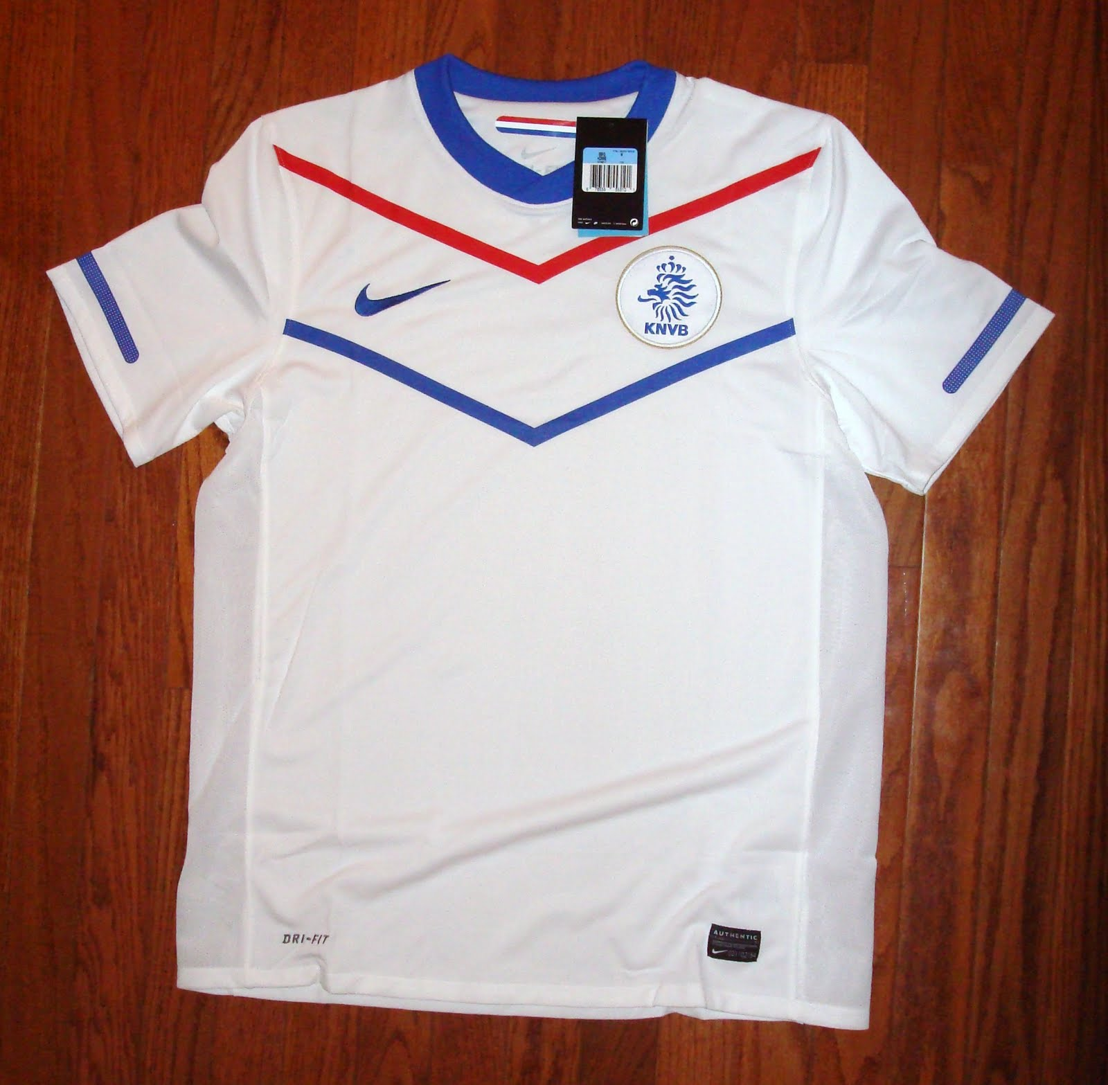 9a55e50f3 SuperSTAR Sports: WORLD CUP 2010 - Official Jerseys