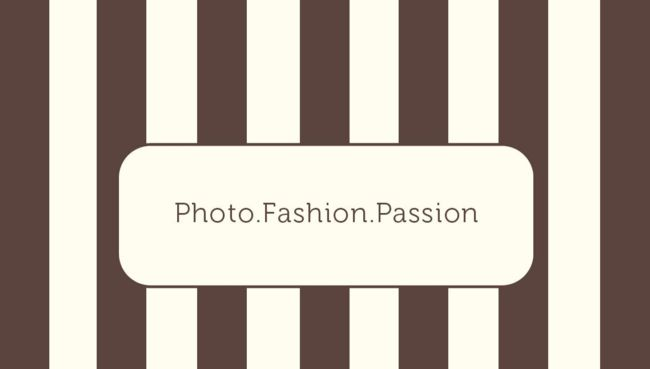 photo.fashion.passion - בלוג אופנה